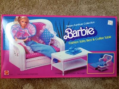 Miraculous Barbie Sofa Bed Baci Living Room Bralicious Painted Fabric Chair Ideas Braliciousco