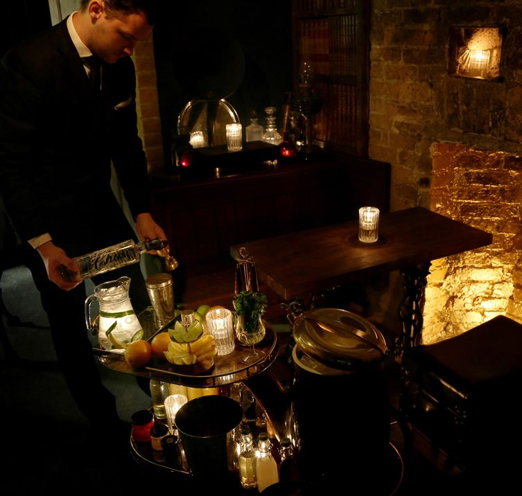 Covent Garden hideaway provides the style, you bring the ...
