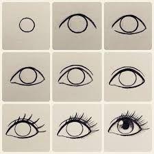 Bildergebnis Fur Zeichnen Ideen Leicht Augen Zeichnen Ideen