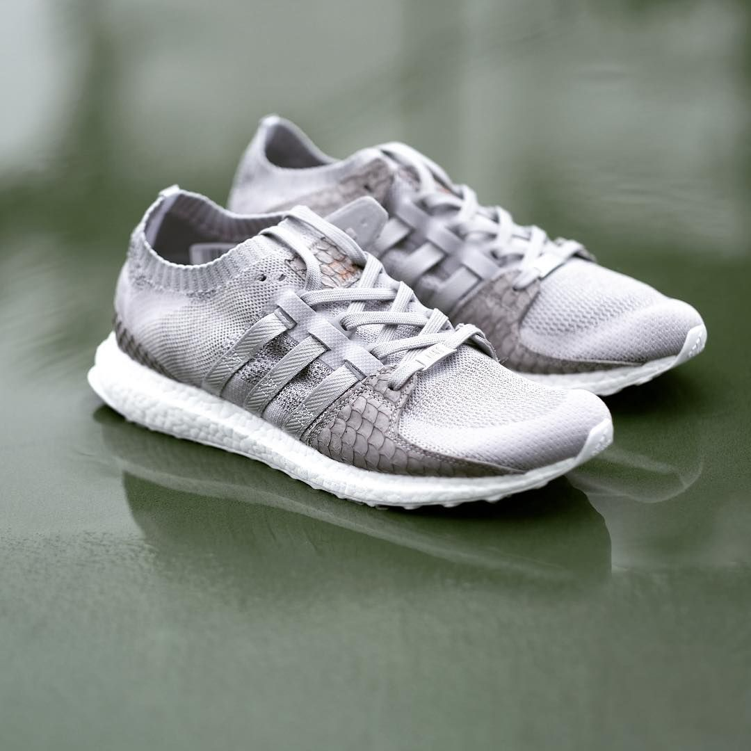 online store 6ca75 26a0d Got it - EQT Support Ultra Boost Primeknit X Pusha T