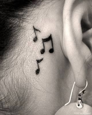 For you music lovers out there I love the position of it