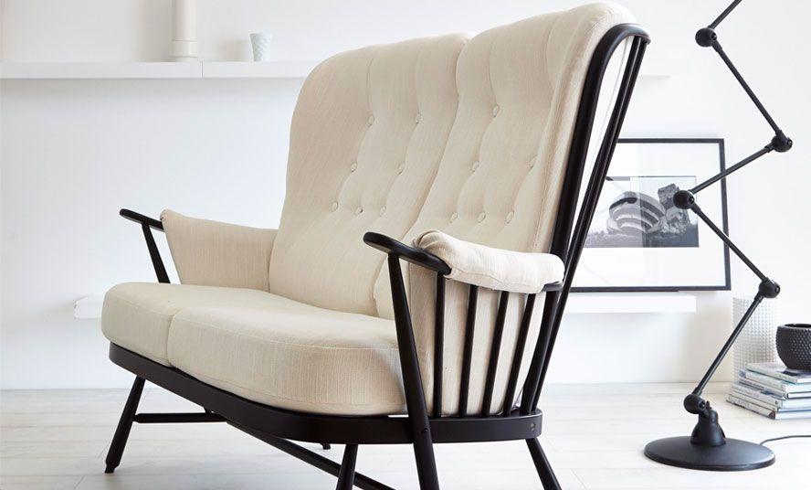Evergreen House Development Ercol Sofa 2 Seater Sofa