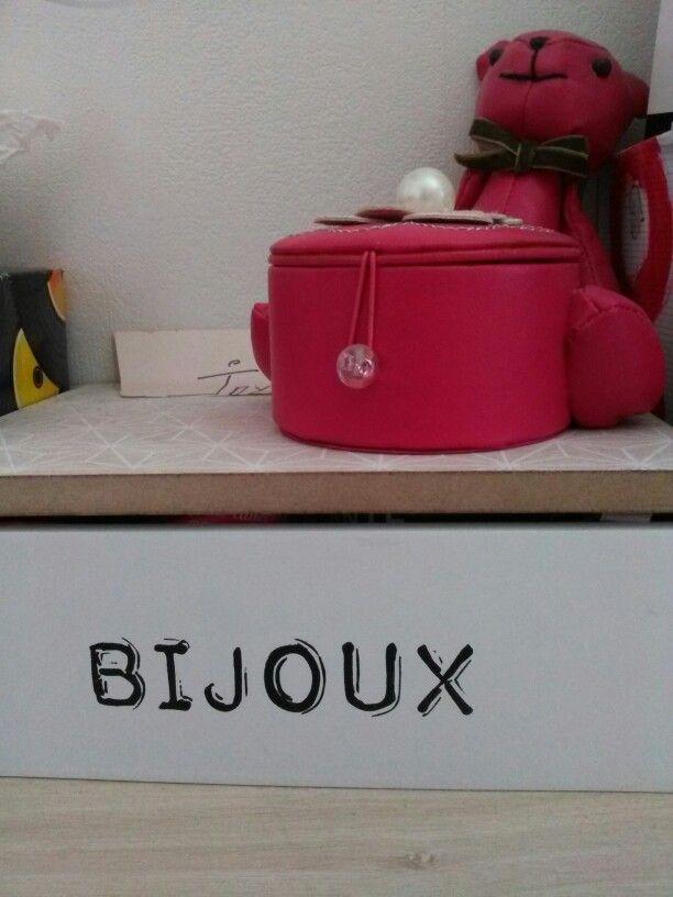 Boîte à bijoux ❤