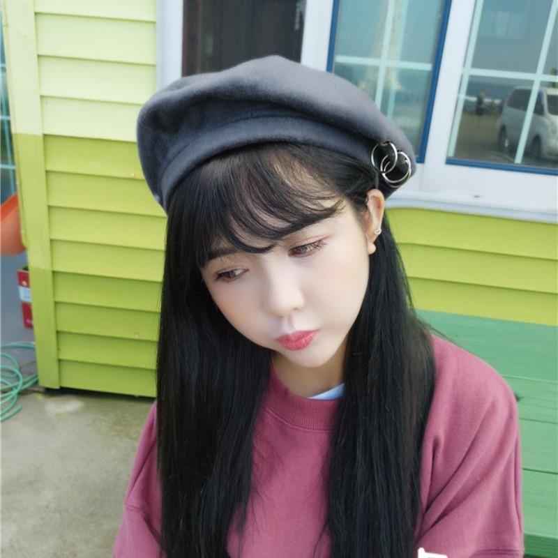 c8d7fbcca11 Ring Beret - Shop Minu (hat) Korean Aesthetic Asian Women s Fashion