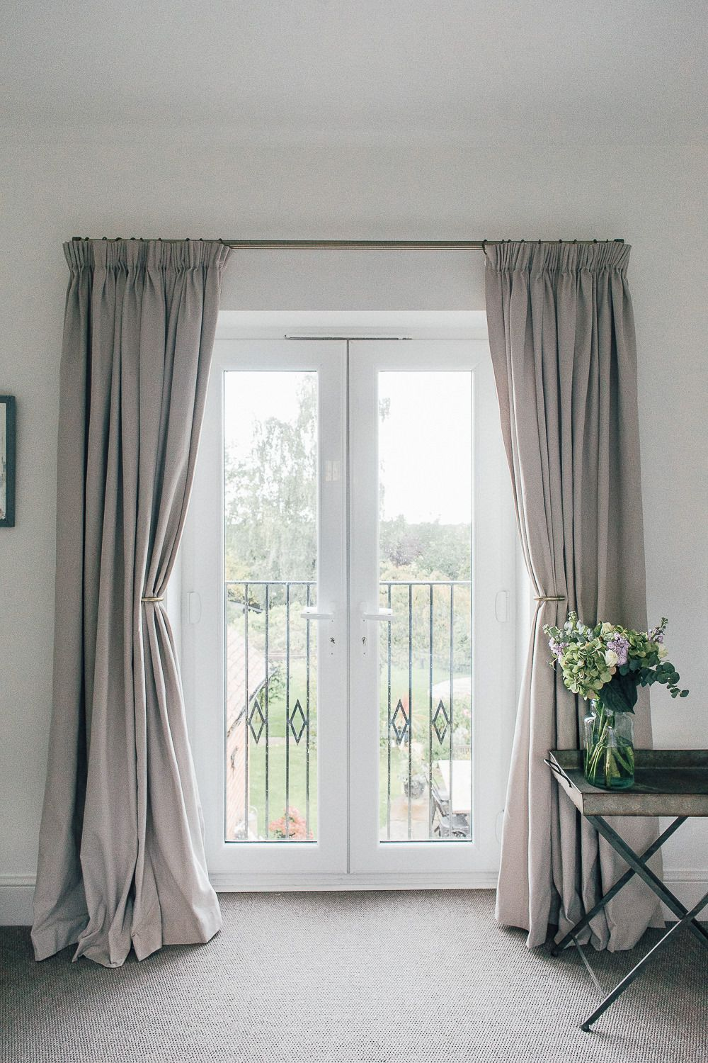 A Guide To Hanging Curtains With Laura Ashley