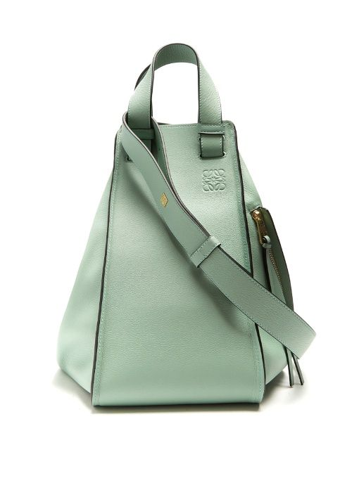 9dfe5509a640 LOEWE Hammock Leather Tote.  loewe  bags  lace  tote  leather  lining  shoulder  bags  hand bags