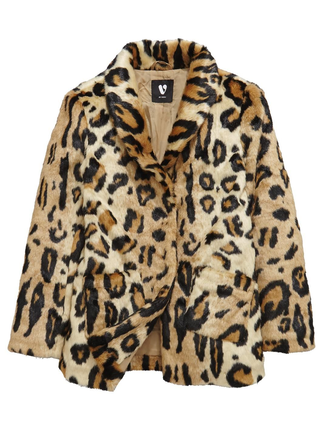 3e3375d0db Pin by Herman Melville on Outer-wear   Brown faux fur coat, Faux fur ...