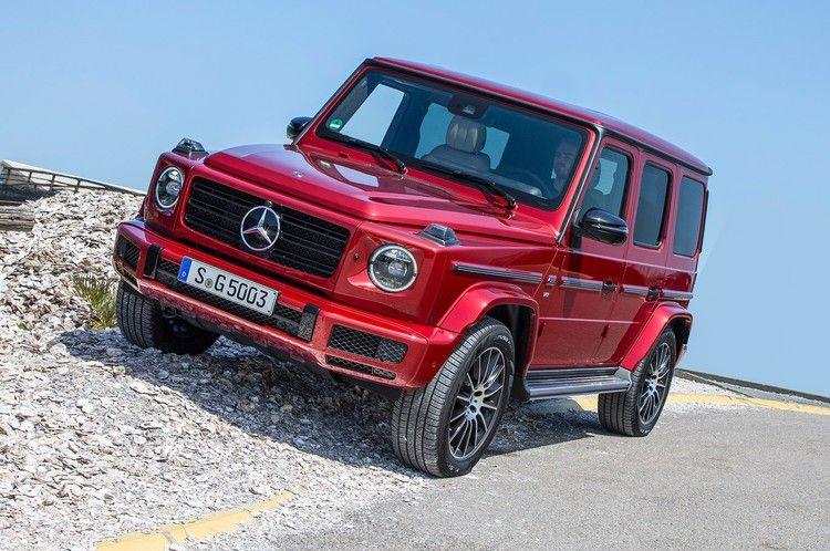 2019 Mercedes Benz G Class First Drive Nothing But A G Wagen