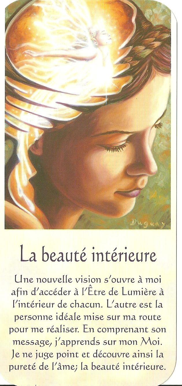 Mario Duguay- Message Lumière La beauté intérieure   spiritualité ...