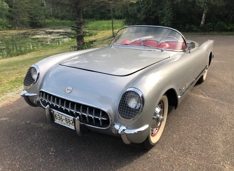 50 Years Owned 1955 Chevrolet Corvette Chevrolet Corvette 1955