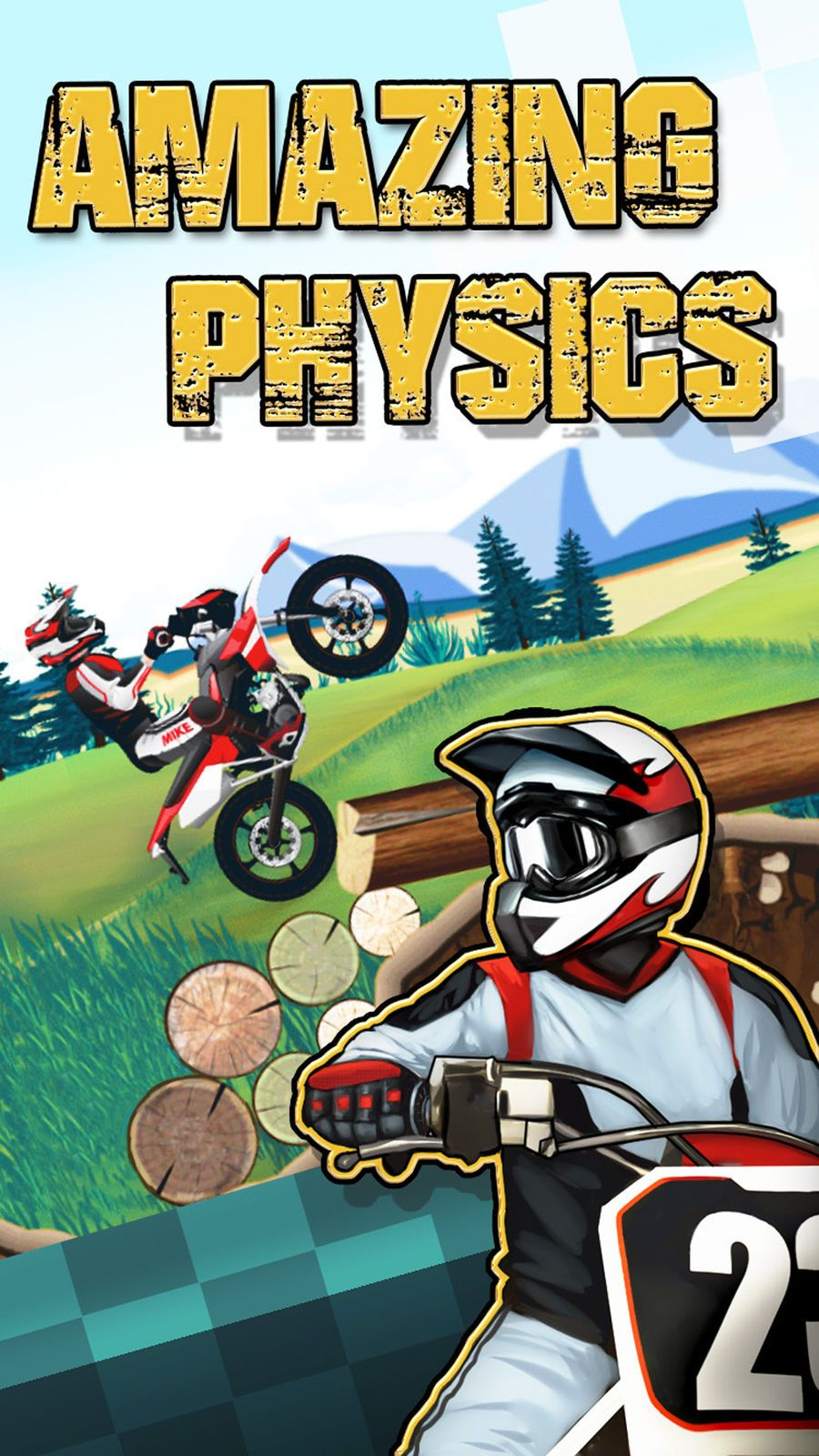 Motorcycle Games motocross bike games for free Mobile
