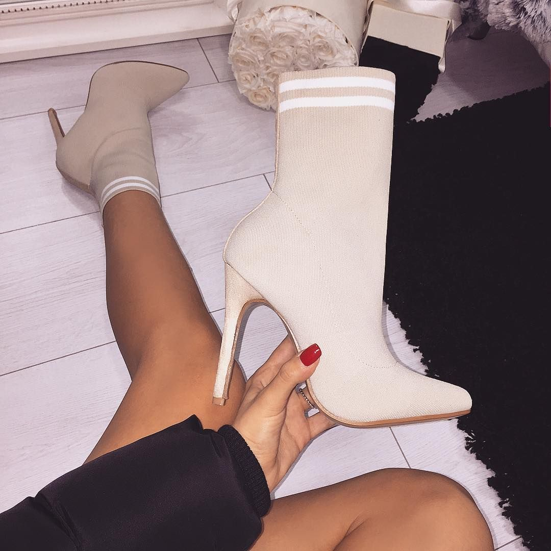 quanticlo ankle boots   Scarpe, Scarpe col tacco, Moda