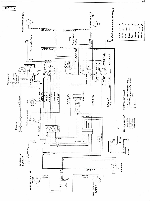 Kubota Wiring Diagram New In