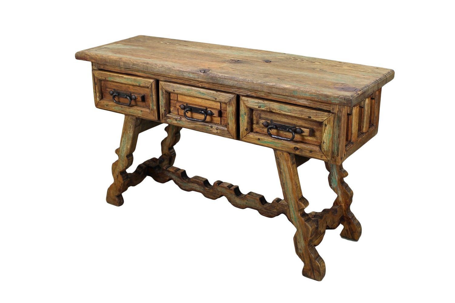 Brilliant Mesquite Wood Aztec Side Table Mesquite Wood Wood Wood Caraccident5 Cool Chair Designs And Ideas Caraccident5Info