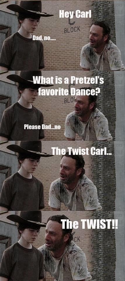 Coral Coral 17 Of The Best Walking Dead Memes With Images Walking Dead Memes Rick And Carl Rick And Carl Meme