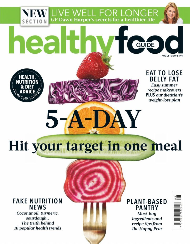 Download Pdf Healthy Food Guide Uk August 2019 For Free