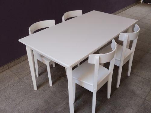 Fabricacion de mesas y sillas de diseño laqueadas. | Cosas para ...