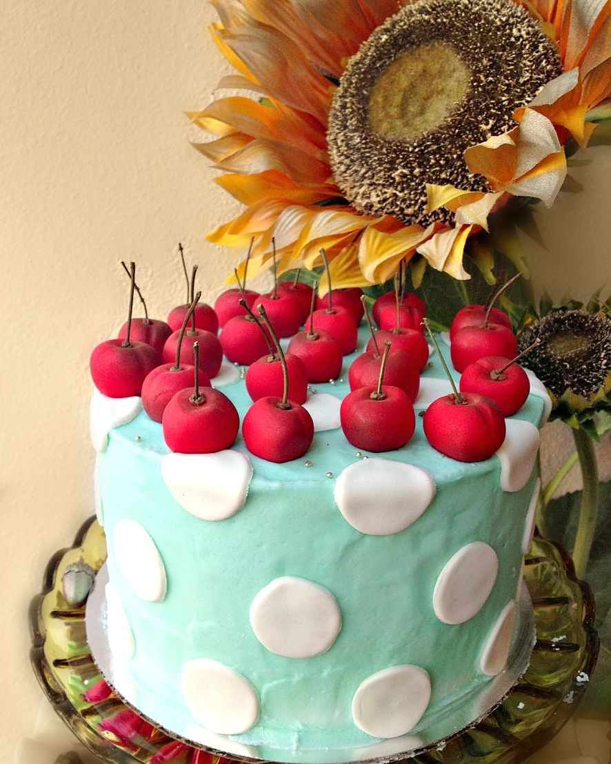 SF Custom Cake Delish Bakery Austin Tx Catering Delivery