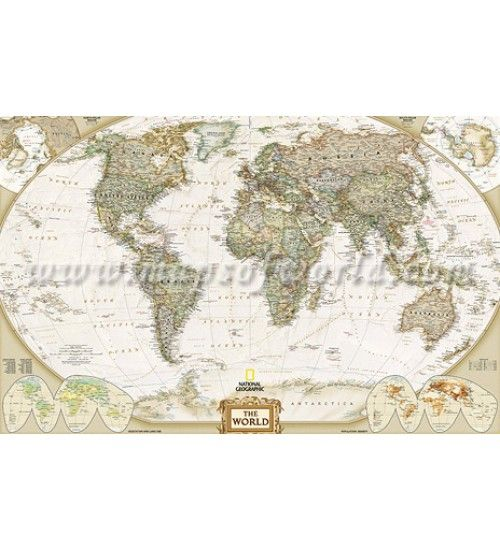 Decorate your wall with this large world map by national geographic buy large world executive wall map from online map store decorate your wall by selecting a wide range of nat geo wall maps available in diverse formats and gumiabroncs Choice Image