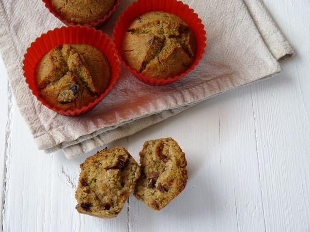 From Cocina de Nihacc: Savory Quinoa Muffins.