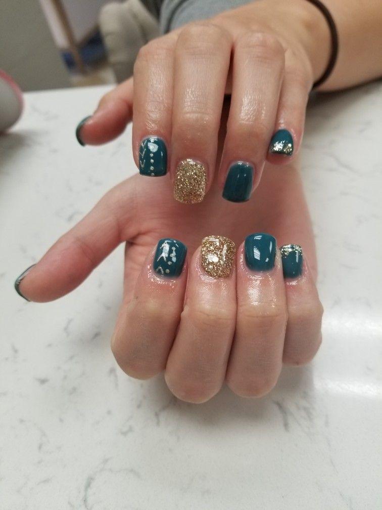 Fall nail idea | Nails | Pinterest | Beauty nails