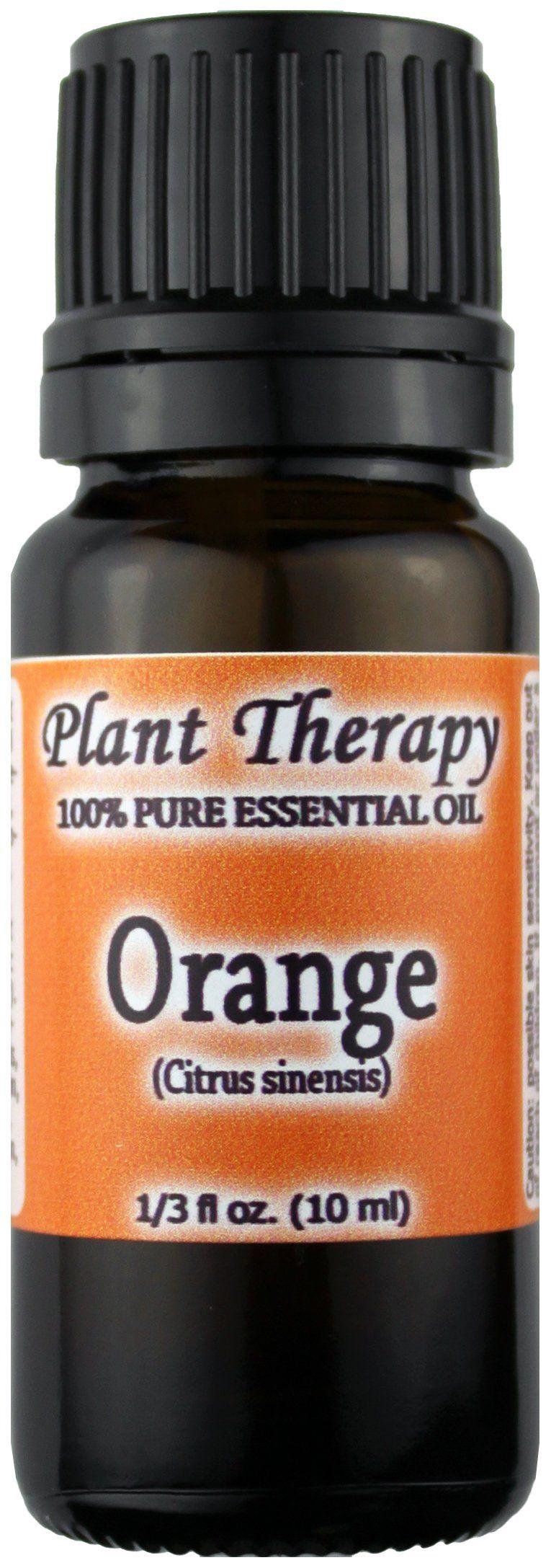 Orange Essential Oil. 10 ml. 100% Pure, Undiluted, Therapeutic Grade.
