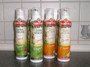 Die Bertolli Olivenöl-Sprays
