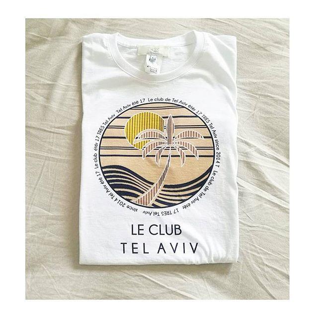 LE CLUB TEL AVIV /// today at @telavivianpopupshop ...