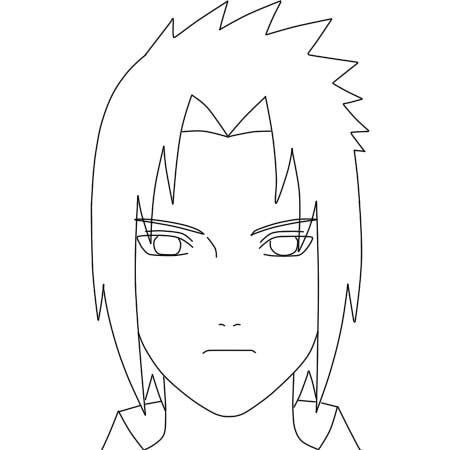 Como Dibujar A Sasuke Uchiha Shippuden Paso A Paso Dibujanime Como Dibujar A Naruto Naruto Para Dibujar Dibujos De Naruto Faciles