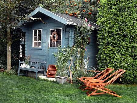 Außentreppe selber Gartenhaus, Fundament gartenhaus und