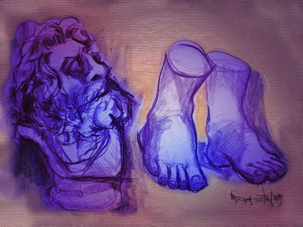Cabeza y pies