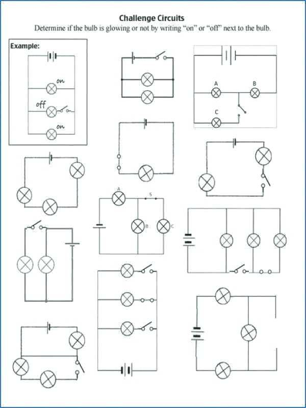 Electricity Worksheets Super Electrical Energy 4th Grade Electric Circuits With Answers Electricity Lessons Earth Science Lessons Series And Parallel Circuits
