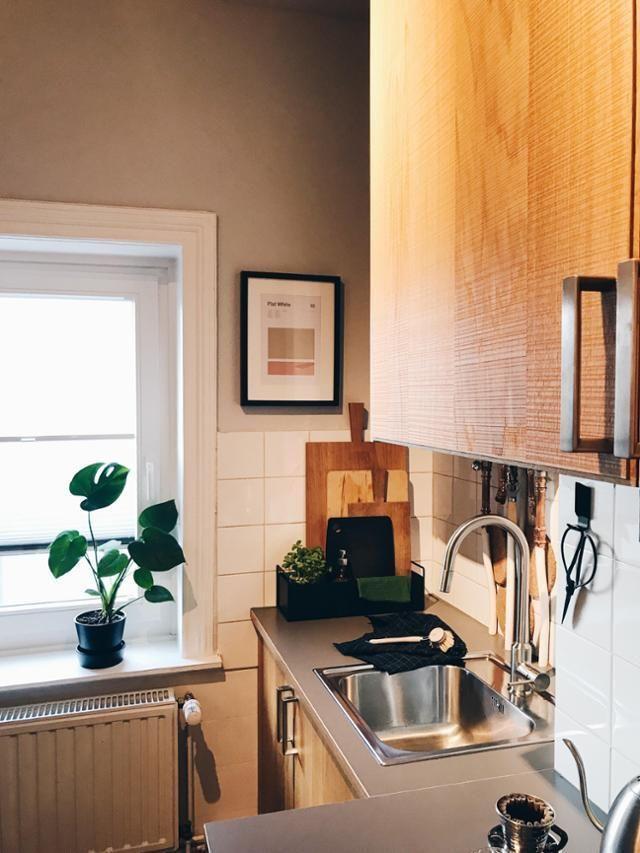 Wohnidee Küche diese ikea küche zeigt und ahoi küche ikea front