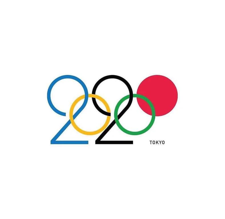 Tokyo Olympics 2020. Alternative logo Disenos de unas