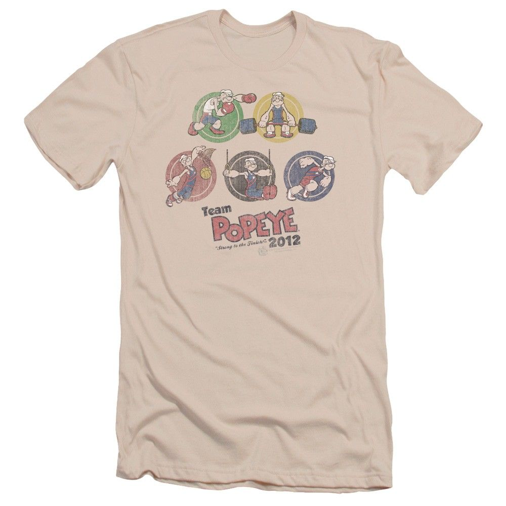 """Checkout our #LicensedGear products FREE SHIPPING + 10% OFF Coupon Code """"Official"""" Popeye / Team Popeye - Short Sleeve Adult 30 / 1 - Popeye / Team Popeye - Short Sleeve Adult 30 / 1 - Price: $29.99. Buy now at https://officiallylicensedgear.com/popeye-team-popeye-short-sleeve-adult-30-1"""