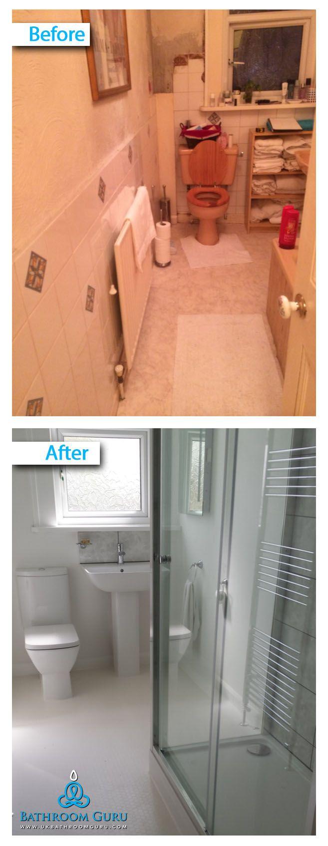 Full bathroom installation - Full Bathroom Renovation W Shower Installation By Uk Bathroom Guru See More At Http