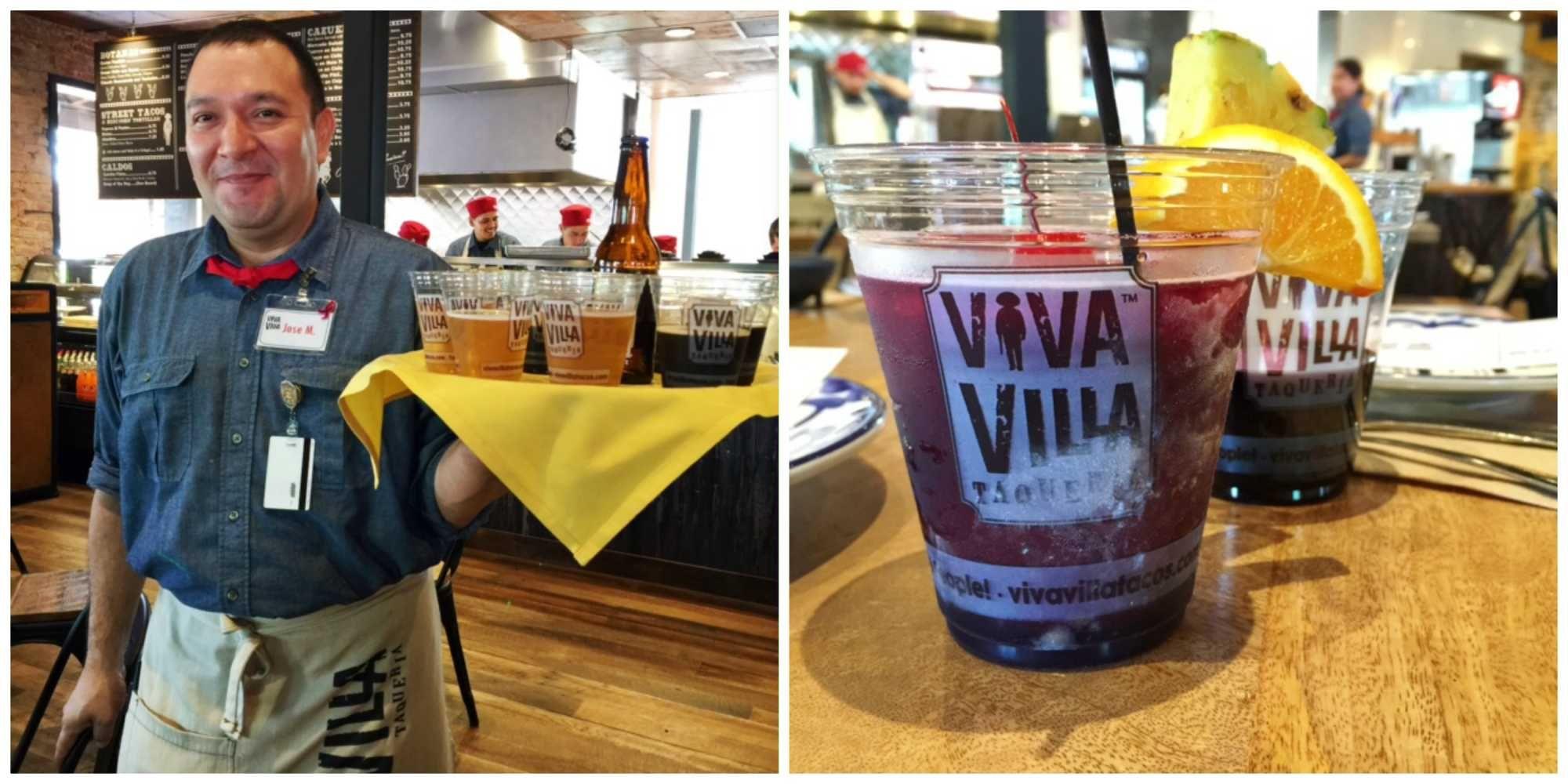 Market Square Restaurant Viva Villa Taquerilla Offers