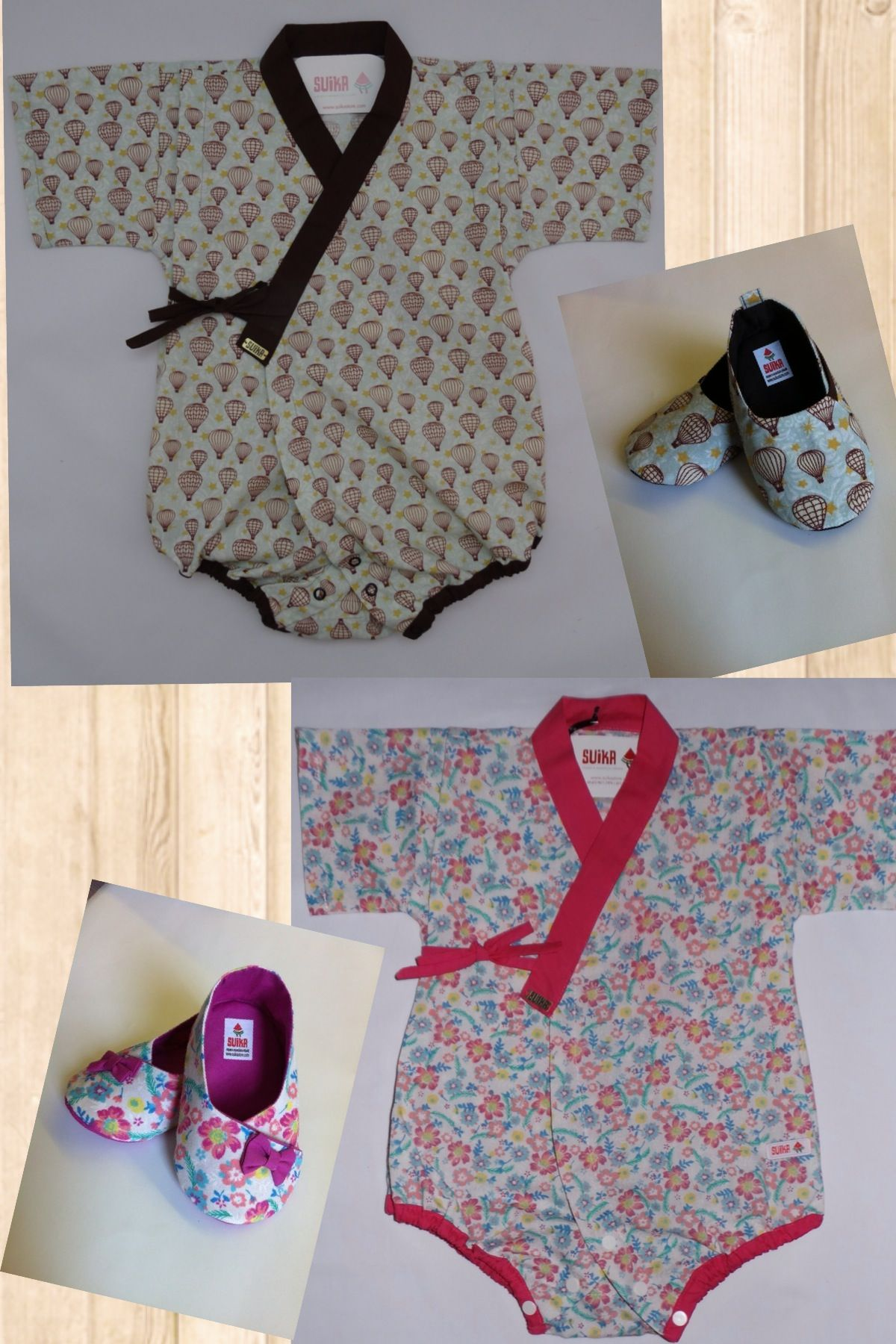 Baby Kimono Baby Clothes Baby Shoes Bodysuit By Suika 0 18 Months
