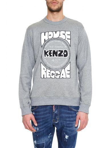 0e99acf39a KENZO House Of Reggae Sweatshirt. #kenzo #cloth #https: Grey Houses,