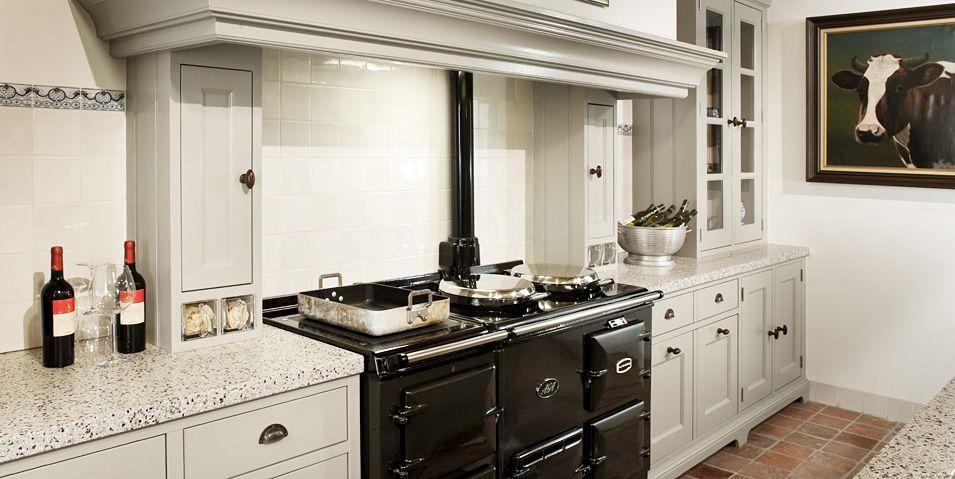 Aga fornuis een prachtige buitenkans bij tinello keuken en