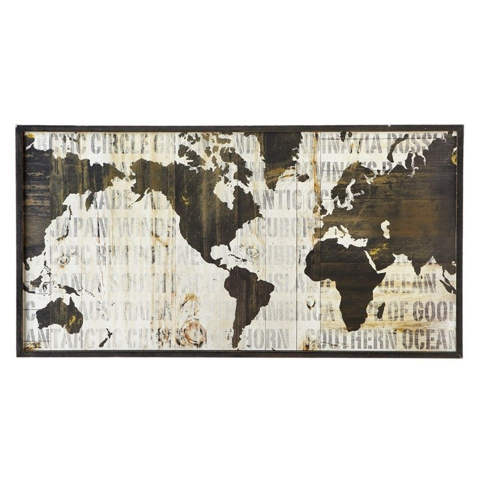 Black and white world map framed graphic art products pinterest black and white world map framed graphic art gumiabroncs Image collections