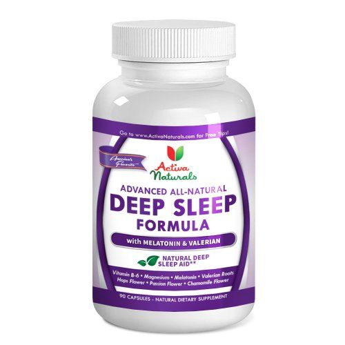 Buy It Now 1 Best Deep Sleep Supplement Advanced Sleep Support Formula All Natural Formulated Sleep Supplements Natural Sleep Natural Dietary Supplements