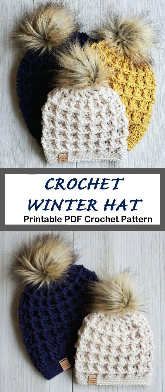 Make a Cozy Hat 3