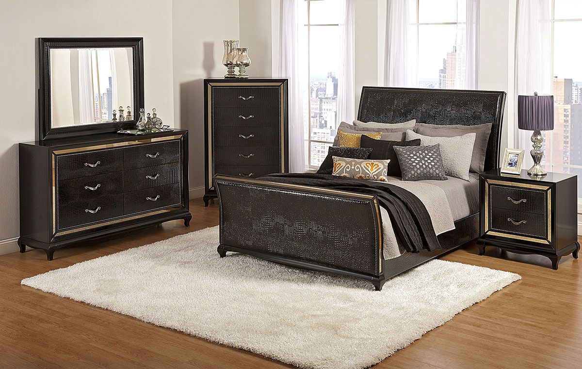 Najarian Ibiza Bedroom Collection Furniture Market Austin