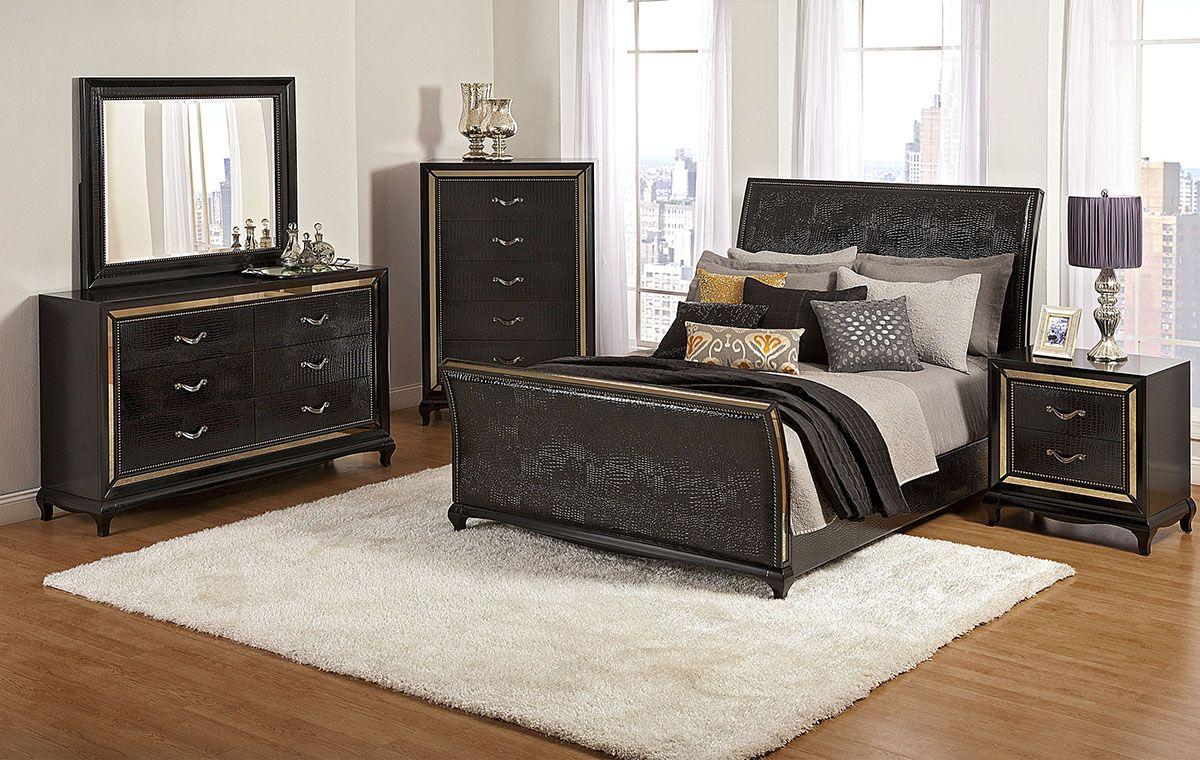 Najarian Ibiza Bedroom Collection Furniture Market Austin