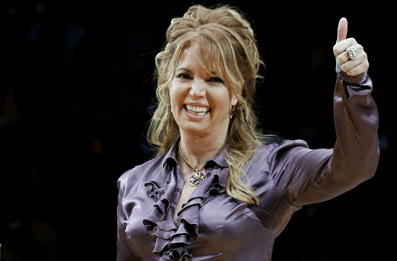 Jeanie Buss Jeanie Buss Lakers