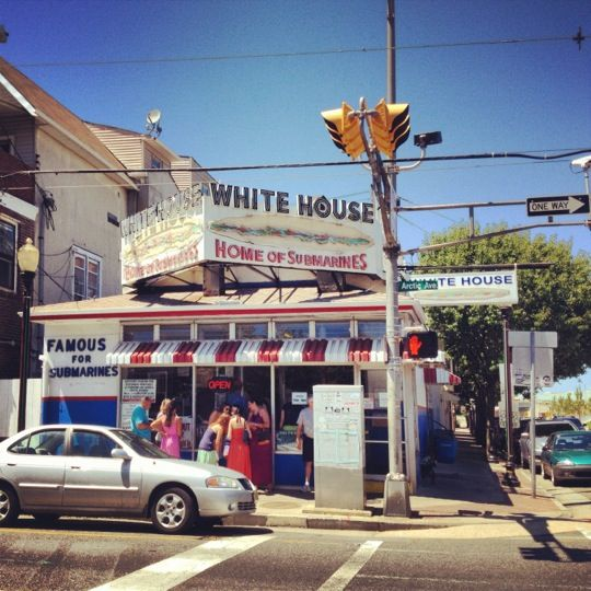 White House Subs In Atlantic City Nj White House Atlantic City How To Take Photos