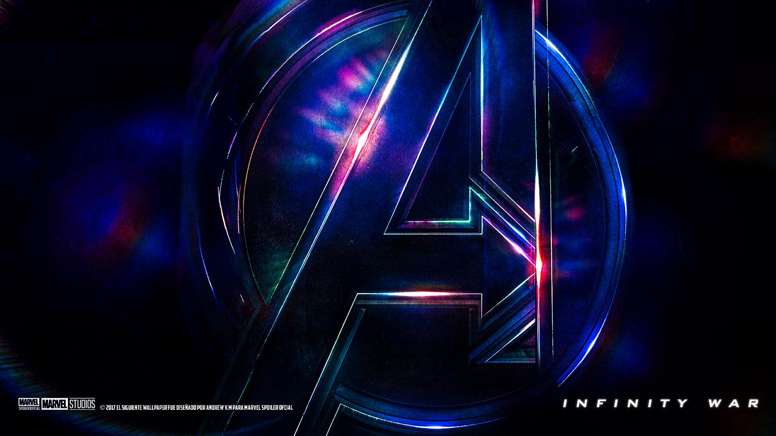 Avengers Infinity War Wallpaper Logo Avengers infinity
