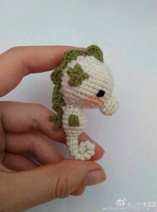 Seahorse | Amigurumi | Pinterest | Seahorses, Amigurumi patterns and ...