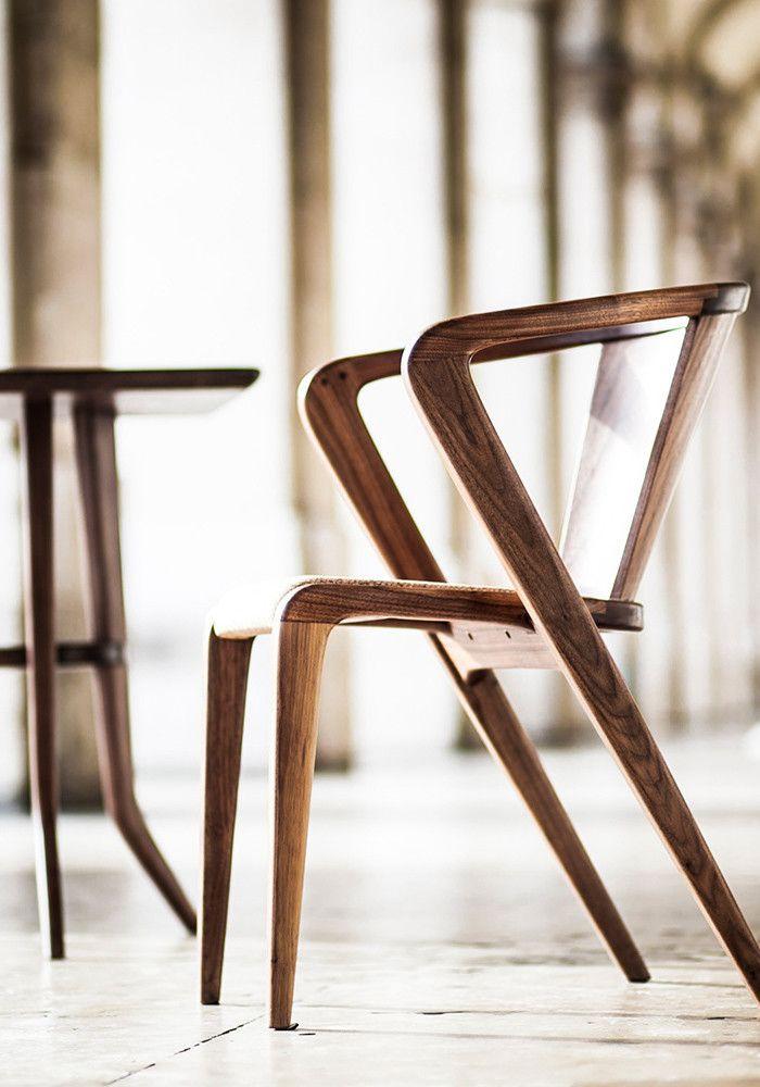 Sleek Seats Chair Design Wooden Wood Chair Design Dining